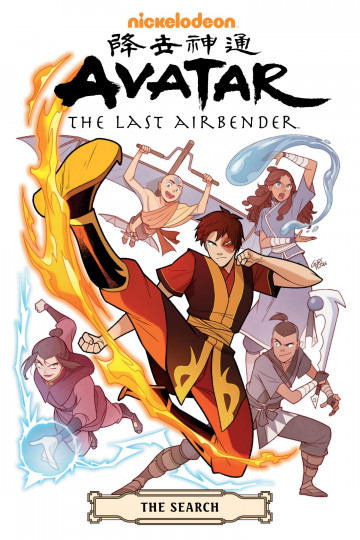 Avatar: The Last Airbender - The Search - Gene Luen Yang