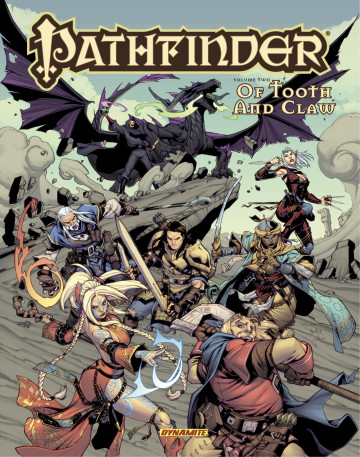 Pathfinder - Jim Zub
