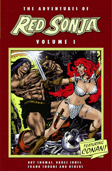 The Adventures of Red Sonja - Roy Thomas
