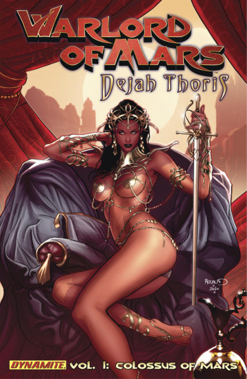 Warlord of Mars: Dejah Thoris - Arvid Nelson
