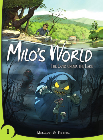 Milo's World - Richard Marazano