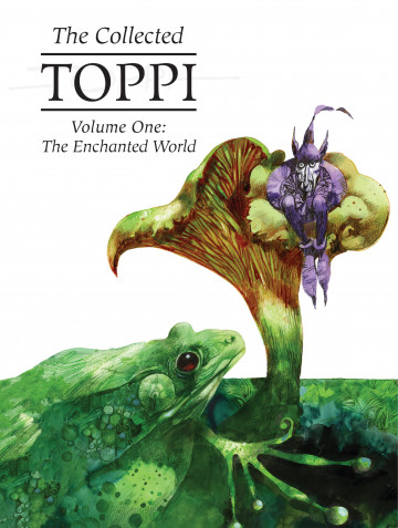 The Collected Toppi - Sergio Toppi