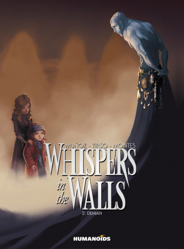 Whispers In The Walls - David Munoz