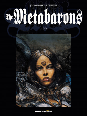 The Metabarons - Alexandro Jodorowsky