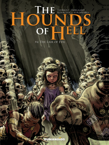 The Hounds of Hell - Philippe Thirault