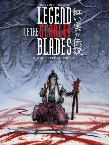 Legend of the Scarlet Blades - Saverio Tenuta
