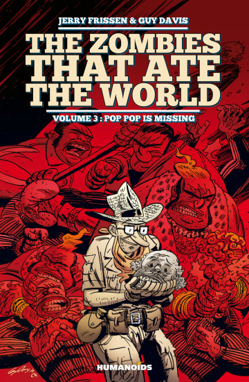 The Zombies that Ate the World - Jerry Frissen