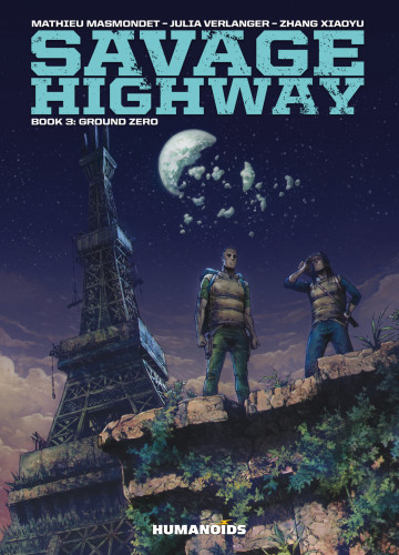 Savage Highway - Mathieu Masmondet