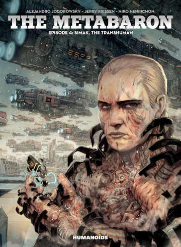 The Metabaron - Alejandro Jodorowsky