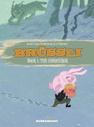 V.1 - Brussli: Way of the Dragon Boy