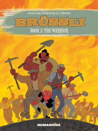 V.2 - Brussli: Way of the Dragon Boy