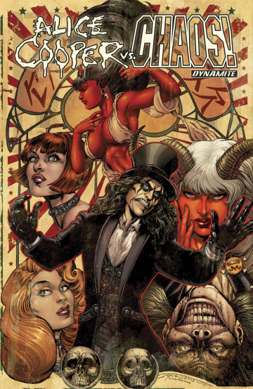 Alice Cooper Vs. Chaos - Tim Seeley