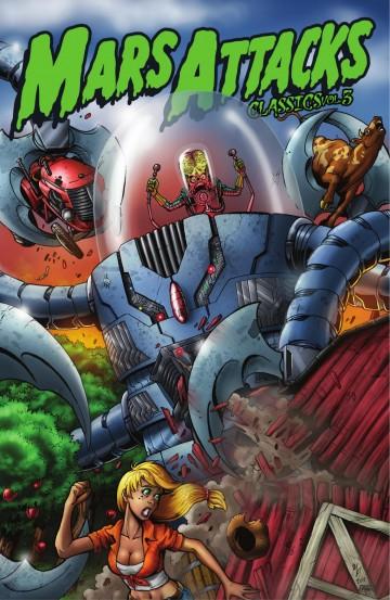 Mars Attacks Classics V 3 Vol 3 To Read Online