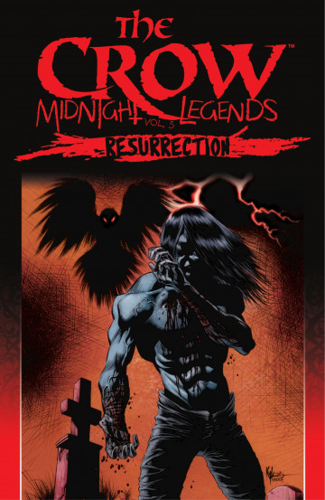 The Crow: Midnight Legends - Jon J. Muth