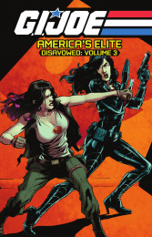 V.3 - G.I. Joe: America's Elite - Disavowed