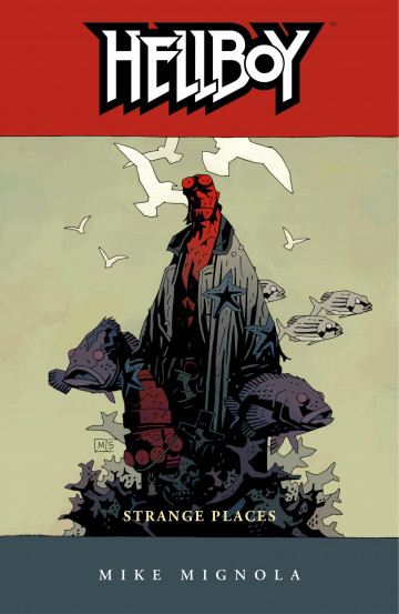 Hellboy - Mike Mignola