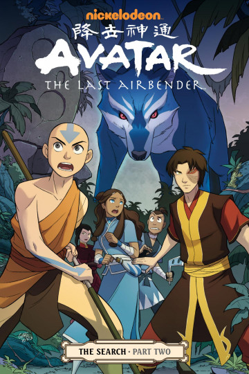 Avatar: The Last Airbender - The Search - Bryan Konietzko