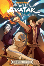 V.3 - Avatar: The Last Airbender - The Search