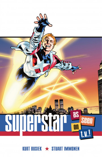Superstar: As Seen On TV - Kurt Busiek