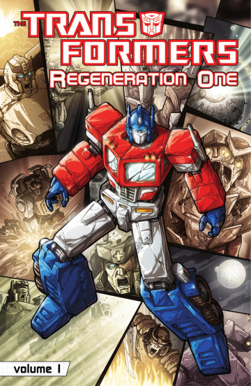 Transformers: Regeneration One - Simon Furman