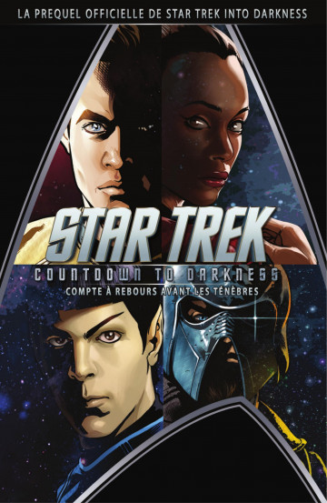 Star Trek: Countdown to Darkness (Compte à rebours avant les ténèbres) - Mike Johnson