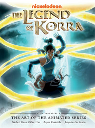 V.2 - The Legend of Korra: The Art of the Animated Series Book