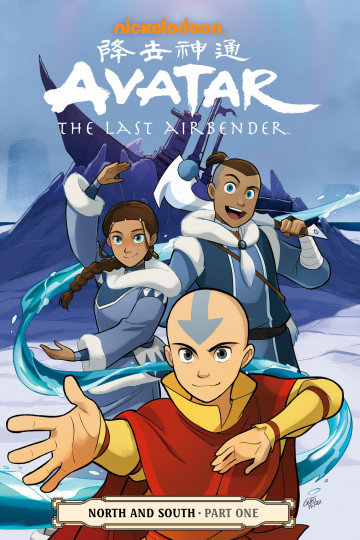 Avatar: The Last Airbender - North and South - Bryan Konietzko