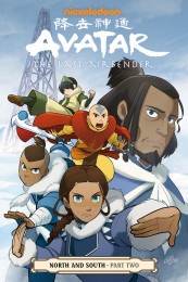 V.2 - Avatar: The Last Airbender - North and South