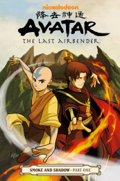 V.1 - Avatar: The Last Airbender - Smoke and Shadow