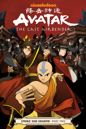 V.2 - Avatar: The Last Airbender - Smoke and Shadow