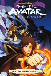 V.3 - Avatar: The Last Airbender - Smoke and Shadow