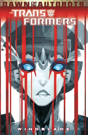 Transformers: Windblade - Mairghread Scott