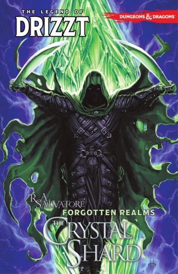Dungeons & Dragons: The Legend of Drizzt - R.A. Salvatore