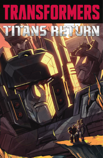 Transformers: Titans Return Collection - Mairghread Scott
