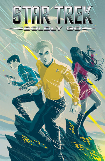 Star Trek: Boldly Go - Mike Johnson