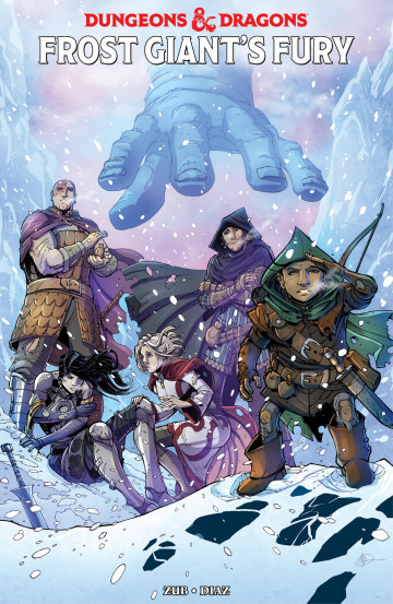 Dungeons & Dragons: Frost Giant's Fury - Jim Zub
