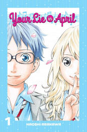 V.1 - Your Lie in April