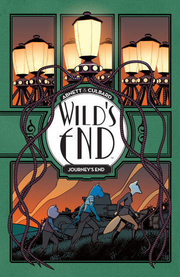 Wilds End - Dan Abnett