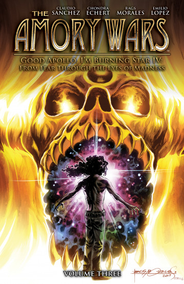 The Amory Wars: Good Apollo, I'm Burning Star IV - Claudio Sanchez