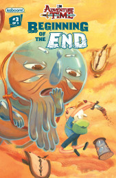 V.3 - Adventure Time: Beginning of the End