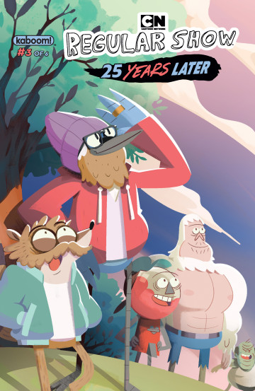 Regular Show: 25 Years Later - Christopher Hastings