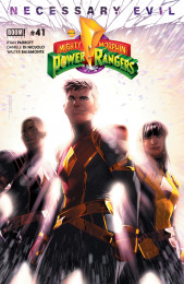C.41 - Mighty Morphin Power Rangers