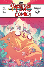 V.23 - Adventure Time Comics