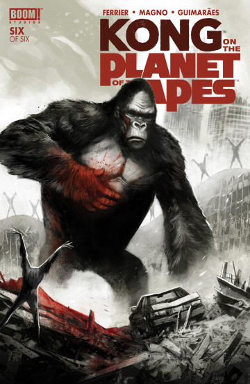 Kong on the Planet of the Apes - Ryan Ferrier