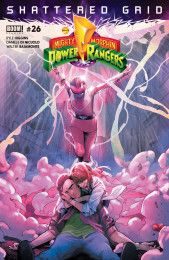 C.26 - Mighty Morphin Power Rangers
