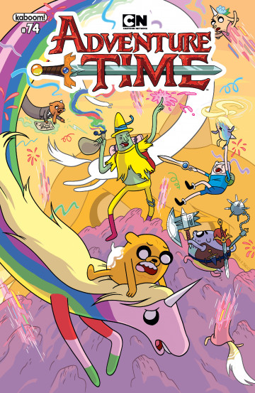 Adventure Time - Conor McCreery