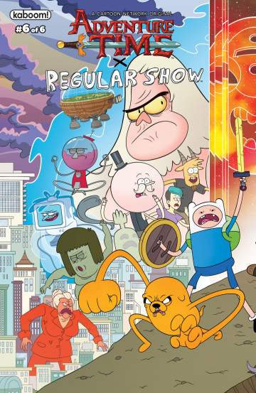 Adventure Time/Regular Show - Conor McCreery