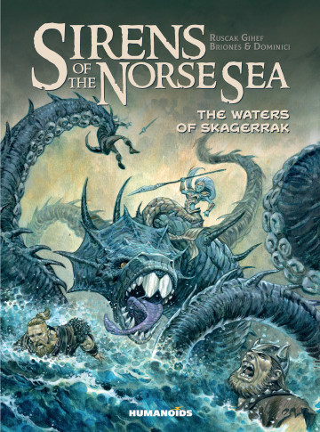 Sirens of the Norse Sea - Isabelle Bauthian