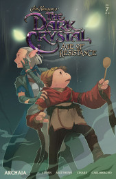 V.7 - Jim Henson's The Dark Crystal: Age of Resistance