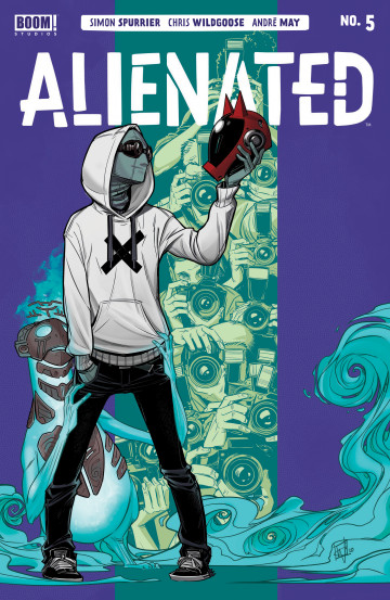 Alienated - Simon Spurrier
